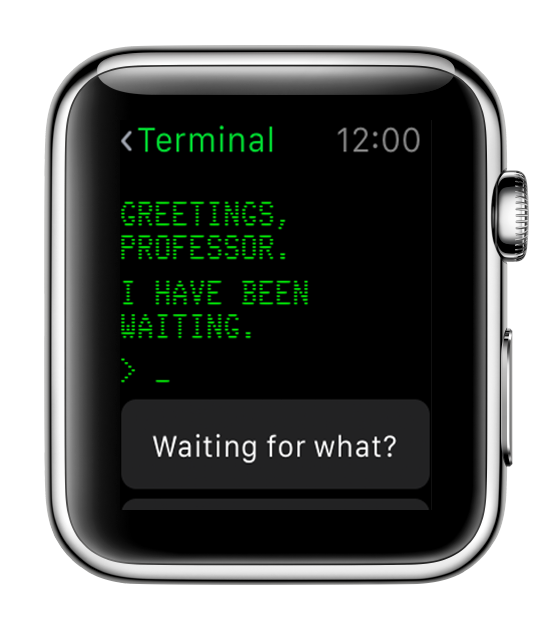 Apple Watch game image